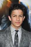 Aramis Knight. LOS ANGELES, CA - OCTOBER 28, 2013: Aramis Knight at the Los Angeles premiere of his movie Ender's Game at the TCL Chinese Theatre Royalty Free Stock Photo