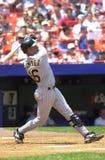 Aramis Ramirez. Pittsburgh Pirates infielder Aramis Ramirez. (Image taken from color slide Royalty Free Stock Images