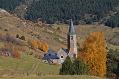 aran άδυτο Ισπανία valle de montgarri Στοκ φωτογραφία με δικαίωμα ελεύθερης χρήσης