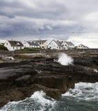 aran νησί Στοκ φωτογραφία με δικαίωμα ελεύθερης χρήσης