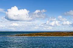 Aran Island, Ireland Royalty Free Stock Images