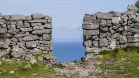 Aran Islands - Inishmore Immagini Stock