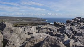 Aran Islands - Inishmore. Ireland, North Atlantic Ocean Stock Image