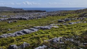 Aran Islands - Inishmore. Ireland, North Atlantic Ocean Royalty Free Stock Photography