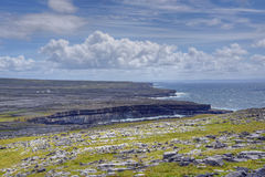 Aran Islands, Ireland. Inishmore on the Aran Islands, Ireland Stock Images