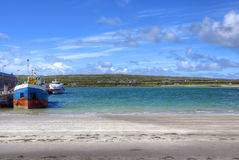 Aran Islands, Ireland. Inishmore on the Aran Islands, Ireland Royalty Free Stock Photos