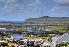 Aran Islands, Ireland. Inishmore on the Aran Islands, Ireland Stock Photography