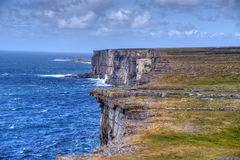 Aran Islands, Ireland. Inishmore on the Aran Islands, Ireland Stock Photos
