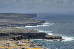 Aran Islands, Ireland. Inishmore on the Aran Islands, Ireland Royalty Free Stock Photo