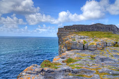 Aran Islands, Ireland. Inishmore on the Aran Islands, Ireland Royalty Free Stock Photography