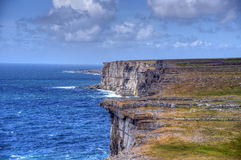 Aran Islands, Ireland Royalty Free Stock Images