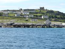 The Aran islands stock images