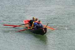 Aran Islands Rowing Stock Photos