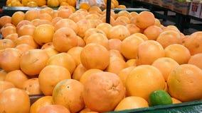 Arance deliziose Fotografia Stock