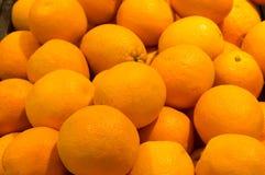 Arance mature deliziose sulla vendita immagine stock libera da diritti