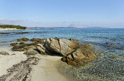 Aranci Golfo. Στοκ Φωτογραφίες