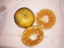 Arancia dolce fotografie stock