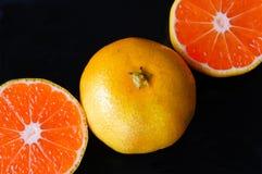 Arancio 2 Fotografie Stock Libere da Diritti