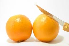 Arancio 2 Immagine Stock Libera da Diritti