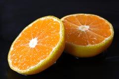 Arancio 4 Immagini Stock Libere da Diritti
