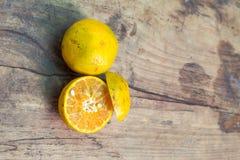 Arancio Fotografia Stock Libera da Diritti