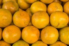 Arancio da vendere immagini stock