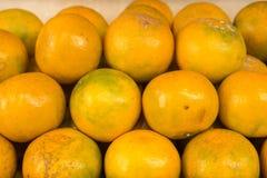 Arancio da vendere fotografia stock