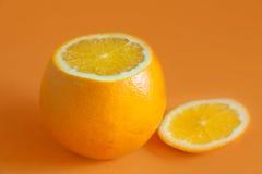 Arancio della carne Fotografia Stock Libera da Diritti