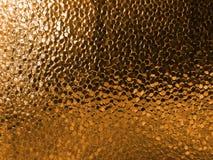 Arancio di vetro operato Fotografie Stock Libere da Diritti