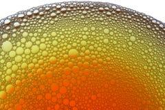 Arancio e colore giallo Immagine Stock