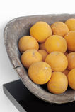 Arancio greco fotografia stock libera da diritti