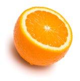 Arancio piacevole Fotografie Stock Libere da Diritti