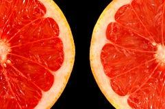 Arancio rosso Immagini Stock