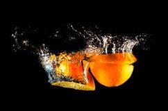Arancio siciliano Immagine Stock Libera da Diritti