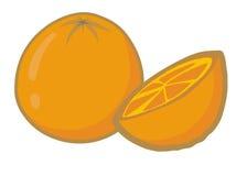 Arancione illustrazione di stock