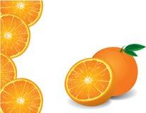 Arancione Illustrazione Vettoriale
