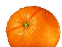 Arancione (primo piano) Fotografia Stock