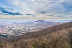 Arandjelovac-Stadt Stockfoto
