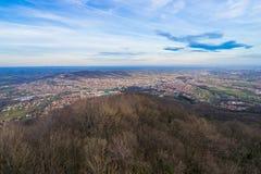 Arandjelovac-Stadt stockfotografie