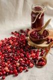 Arando e arando do doce em um fundo claro Imagens de Stock Royalty Free
