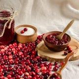 Arando e arando do doce em um fundo claro Fotografia de Stock Royalty Free