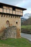 Aranguren dorretxea, Orozko ( Basque Country ). Aranguren tower, located in the municipality of Orozko, is one of the most emblematic buildings of Bizkaia ( Royalty Free Stock Photography