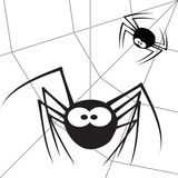 Aranha - 5 ilustração do vetor
