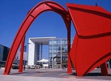 Aranha de Calders, Paris Imagem de Stock Royalty Free