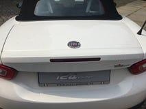 Aranha do esporte de Fiat 124 Foto de Stock Royalty Free