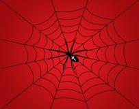 Aranha dos desenhos animados ilustração stock