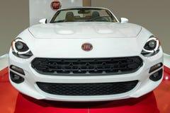 Aranha Lusso de Fiat 124 Imagens de Stock Royalty Free