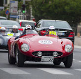 Aranha Scaglietti 1955 de Ferrari 750 Monza fotos de stock royalty free