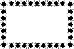 Aranhas de Itsy Bitsy ilustração stock