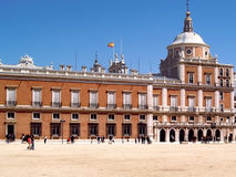 Aranjuez´s palace Stock Photography